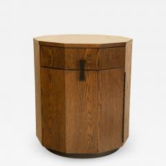 Harvey Probber A Mid Century Modern Decagon Cabinet by Harvey Prober circa 1950 - 2130896
