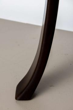 Harvey Probber A Pair of Harvey Probber Terrazzo and Dark Walnut Tables - 742999