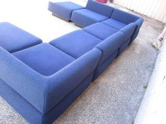 Harvey Probber Fabulous Seven Piece Signed Harvey Probber Cubo Sectional Sofa - 1262300