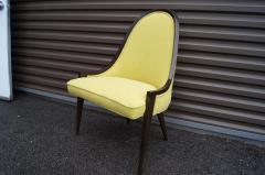 Harvey Probber Gondola Chair Model 1053 by Harvey Probber - 689206