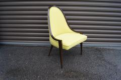 Harvey Probber Gondola Chair Model 1053 by Harvey Probber - 689210