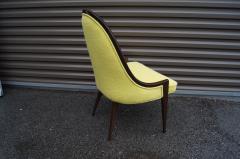 Harvey Probber Gondola Chair Model 1053 by Harvey Probber - 689211