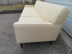 Harvey Probber Handsome Harvey Probber Style Four Seat Sofa Mid Century Modern - 1646054