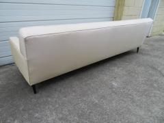 Harvey Probber Handsome Harvey Probber Style Four Seat Sofa Mid Century Modern - 1646058