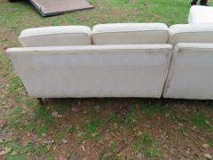 Harvey Probber Handsome Harvey Probber Two Piece Nuclear Sert Sectional Sofa Mid Century Modern - 1252593