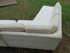 Harvey Probber Handsome Harvey Probber Two Piece Nuclear Sert Sectional Sofa Mid Century Modern - 1252595