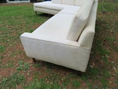 Harvey Probber Handsome Harvey Probber Two Piece Nuclear Sert Sectional Sofa Mid Century Modern - 1252596