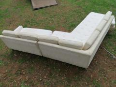 Harvey Probber Handsome Harvey Probber Two Piece Nuclear Sert Sectional Sofa Mid Century Modern - 1252598