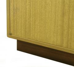 Harvey Probber Harvey Probber Bleached Ribbon Mahogany Long Cabinet - 203726