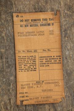 Harvey Probber Harvey Probber Cerused Oak Bench - 905562