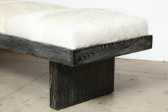 Harvey Probber Harvey Probber Cerused Oak Bench - 1166069