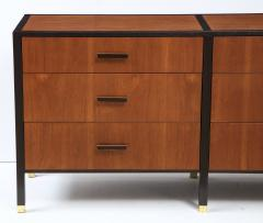Harvey Probber Harvey Probber Dresser Sideboard Walnut Ebonized Mahogany USA 1950 - 1062448