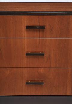 Harvey Probber Harvey Probber Dresser Sideboard Walnut Ebonized Mahogany USA 1950 - 1062450