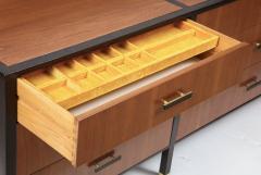 Harvey Probber Harvey Probber Dresser Sideboard Walnut Ebonized Mahogany USA 1950 - 1062452
