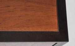 Harvey Probber Harvey Probber Dresser Sideboard Walnut Ebonized Mahogany USA 1950 - 1062454