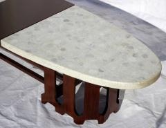 Harvey Probber Harvey Probber Mid Century Terrazzo Marble Top Coffee Table  Circa 1955   570763
