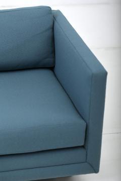 Harvey Probber Harvey Probber Tuxedo Lounge Chair - 1567924