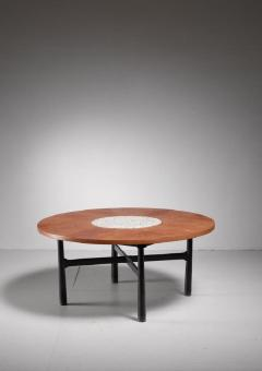 Harvey Probber Harvey Probber round Coffee Table 1960s - 754854