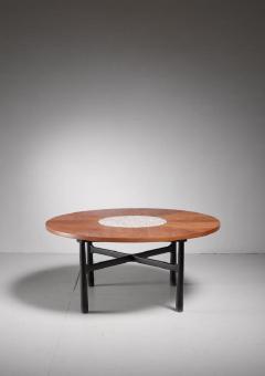 Harvey Probber Harvey Probber round Coffee Table 1960s - 754855