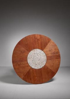Harvey Probber Harvey Probber round Coffee Table 1960s - 754857