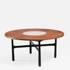 Harvey Probber Harvey Probber round Coffee Table 1960s - 755124