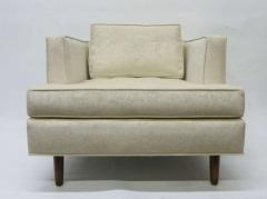 Harvey Probber Pair of Club Chairs with Tufted Seat after Harvey Probber - 228997