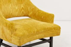 Harvey Probber Pair of Harvey Probber Lounge Chairs USA 1960s - 2118283