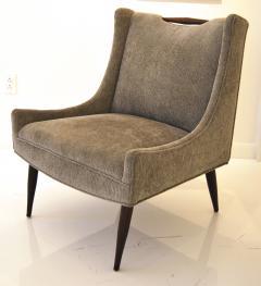 Harvey Probber Pair of Harvey Probber Slipper Chairs - 319675