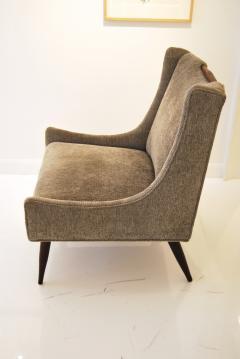 Harvey Probber Pair of Harvey Probber Slipper Chairs - 319677