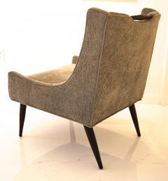 Harvey Probber Pair of Harvey Probber Slipper Chairs - 319678