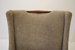 Harvey Probber Pair of Harvey Probber Slipper Chairs - 319686