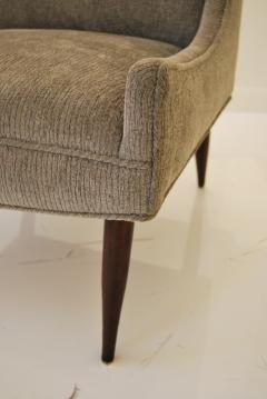 Harvey Probber Pair of Harvey Probber Slipper Chairs - 319689