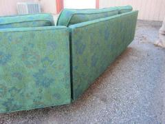 Harvey Probber Stunning 2 Piece Harvey Probber Sectional Sofa Mid century - 1262317