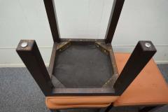 Harvey Probber Stylish Set of Three Harvey Probber Stool Bench Mid Century Modern - 1262292
