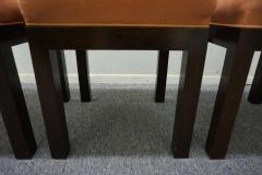 Harvey Probber Stylish Set of Three Harvey Probber Stool Bench Mid Century Modern - 1262295