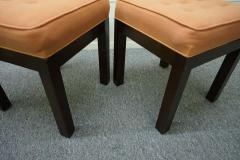 Harvey Probber Stylish Set of Three Harvey Probber Stool Bench Mid Century Modern - 1262296