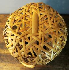 Hayakawa Shokosai IV Japanese Bamboo Basket Ikebana by Hayakawa Shokosai IV - 1092941