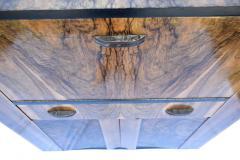 Heavily Figured Walnut 1930s Art Deco Bureau - 962066