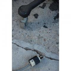 Heavy Duty Industrial Task Floor Lamp - 1080898