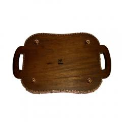 Hector Aguilar Large Hand Crafted Serving Tray by Hector Aguilar - 184497