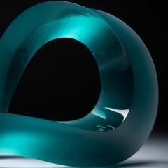 Heike Brachlow Halcyon contemporary glass sculpture by Heike Brachlow - 1627051