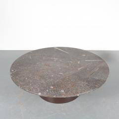 Heinz Lilienthal Fossil inlay coffee table by Heinz Lilienthal Germany 1970 - 1245171