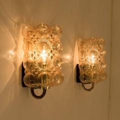 Helena Tynell Large Quantity Glass Wall Lights Sconces by Helena Tynell for Glash tte 1960 - 1318533