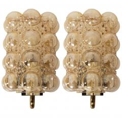 Helena Tynell Large Quantity Glass Wall Lights Sconces by Helena Tynell for Glash tte 1960 - 1321716