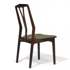 Helge Vestergaard Jensen Helge Vestergaard Jensen Attributed Danish Rosewood Dining Chairs - 530922
