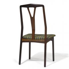 Helge Vestergaard Jensen Helge Vestergaard Jensen Attributed Danish Rosewood Dining Chairs - 530923