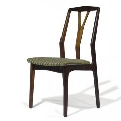 Helge Vestergaard Jensen Helge Vestergaard Jensen Attributed Danish Rosewood Dining Chairs - 530924