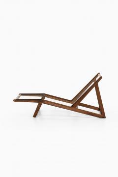 Helge Vestergaard Jensen Lounge Chair Produced by Cabinetmaker Peder Pedersen - 1988258