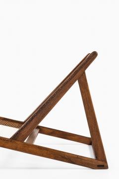 Helge Vestergaard Jensen Lounge Chair Produced by Cabinetmaker Peder Pedersen - 1988260
