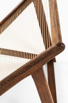 Helge Vestergaard Jensen Lounge Chair Produced by Cabinetmaker Peder Pedersen - 1988261